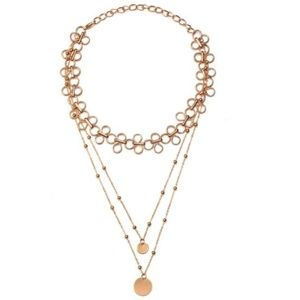Jewelry - NEW multi layer necklace